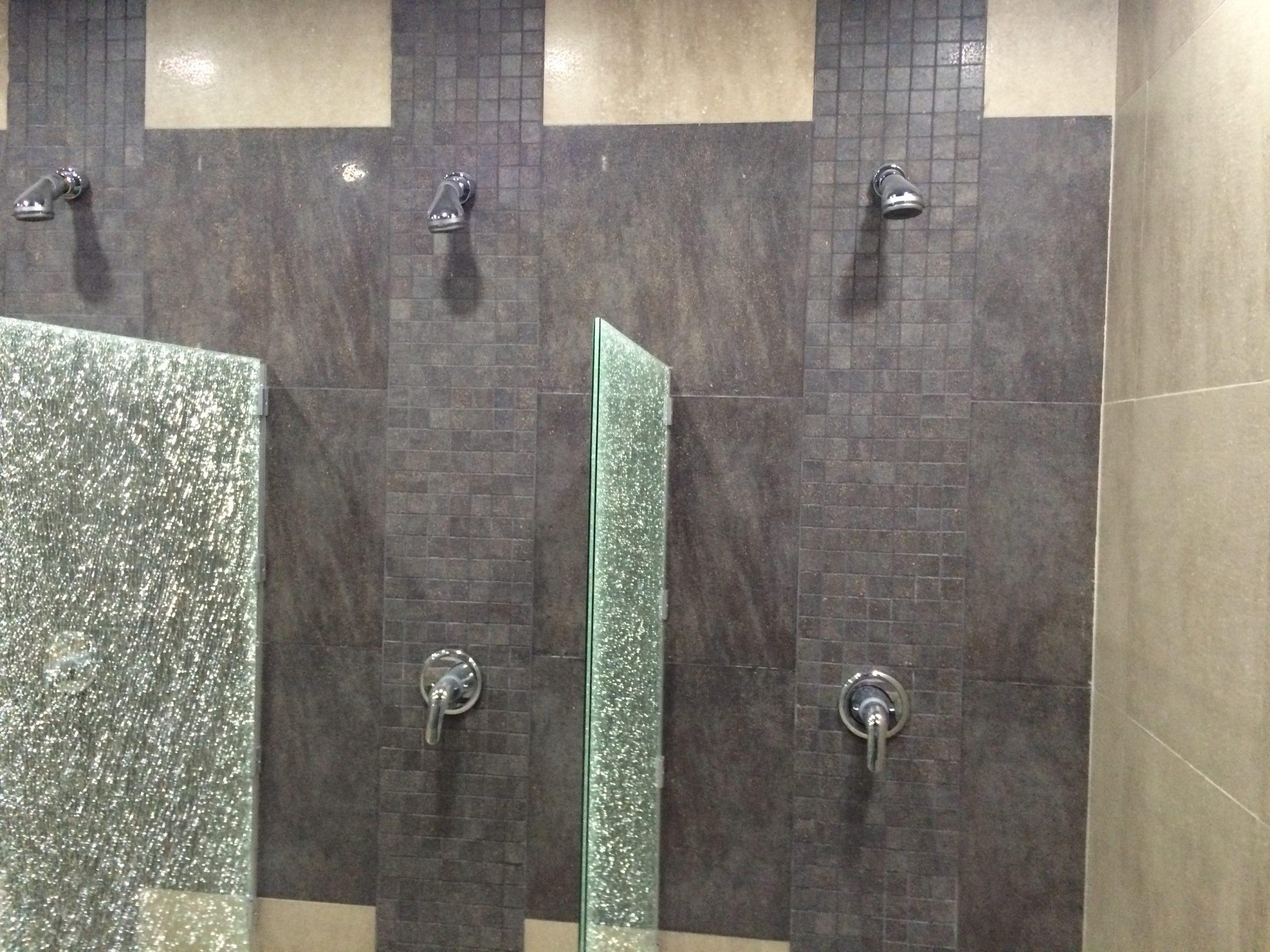 Душевые перегородки из стекла Shower